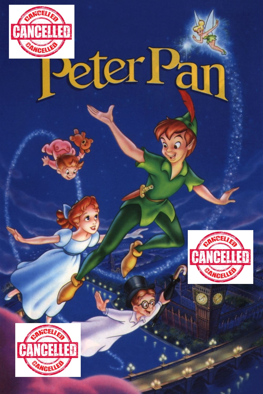 Peter-pan-cancelled